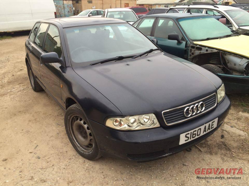 Audi A4/1998/1.9/81kw/