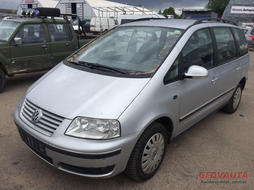 VW/SHARAN/2005/1.9/96KW/TDI