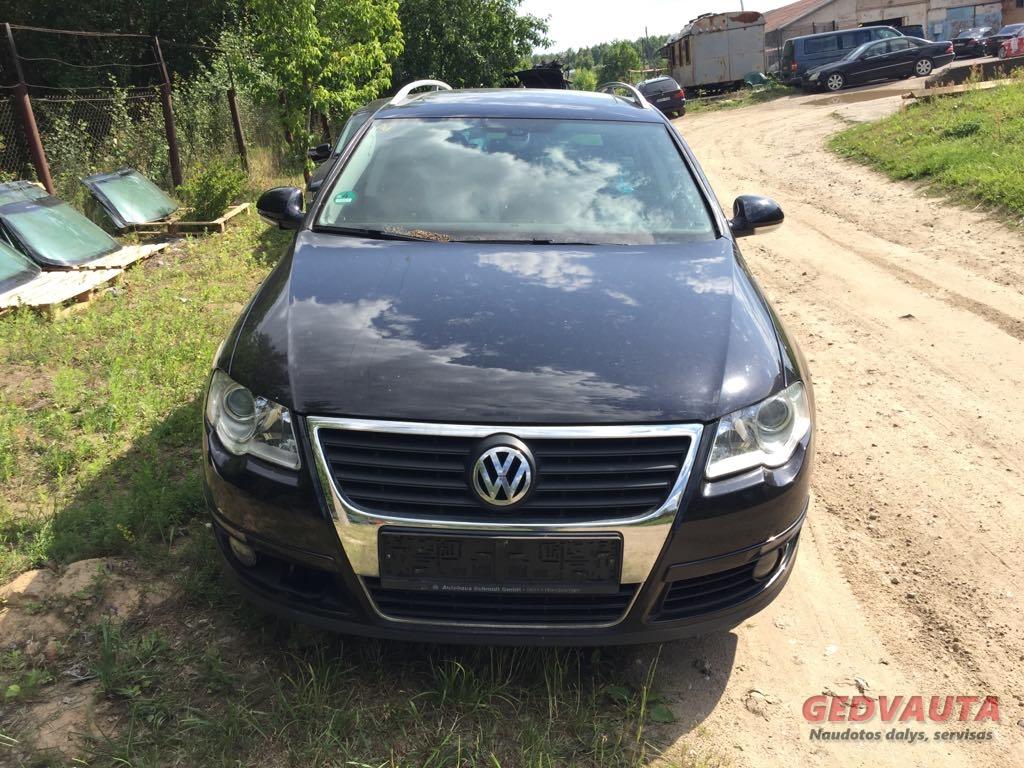 Volkswagen/Passat/B6 2.0TDI/125kw/2007