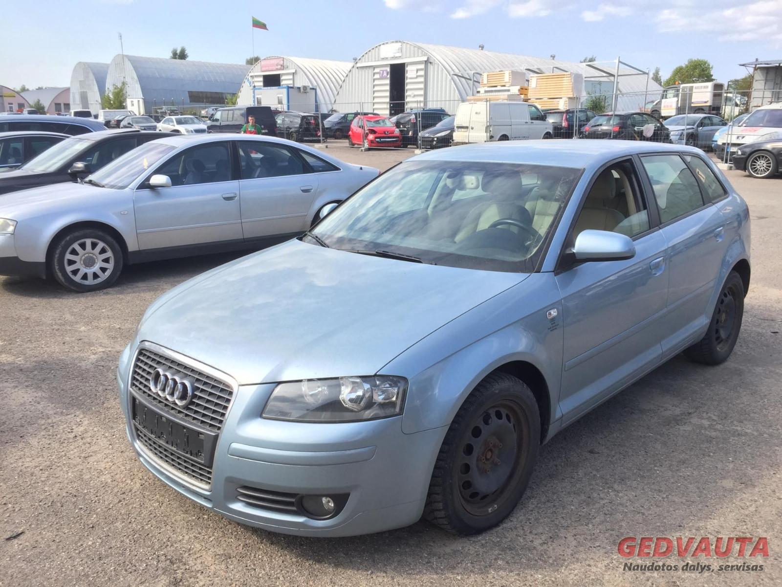 Audi/A3/2006/1.9/