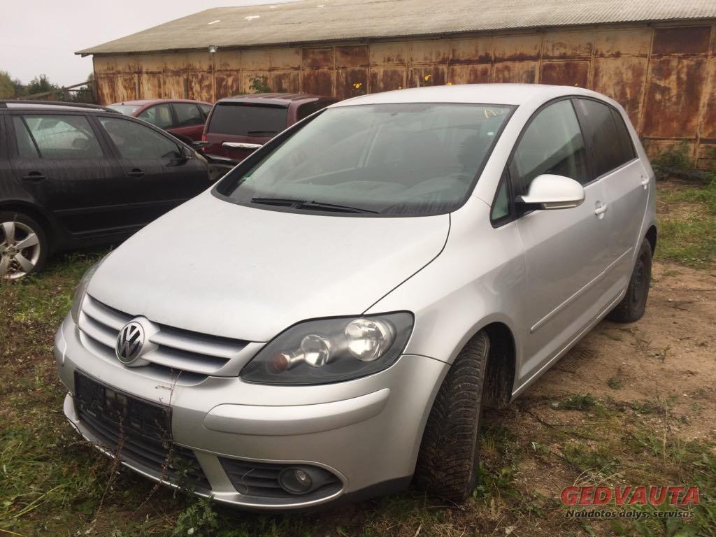 Volkswagen/Golf plus/2.0/TDI/2006