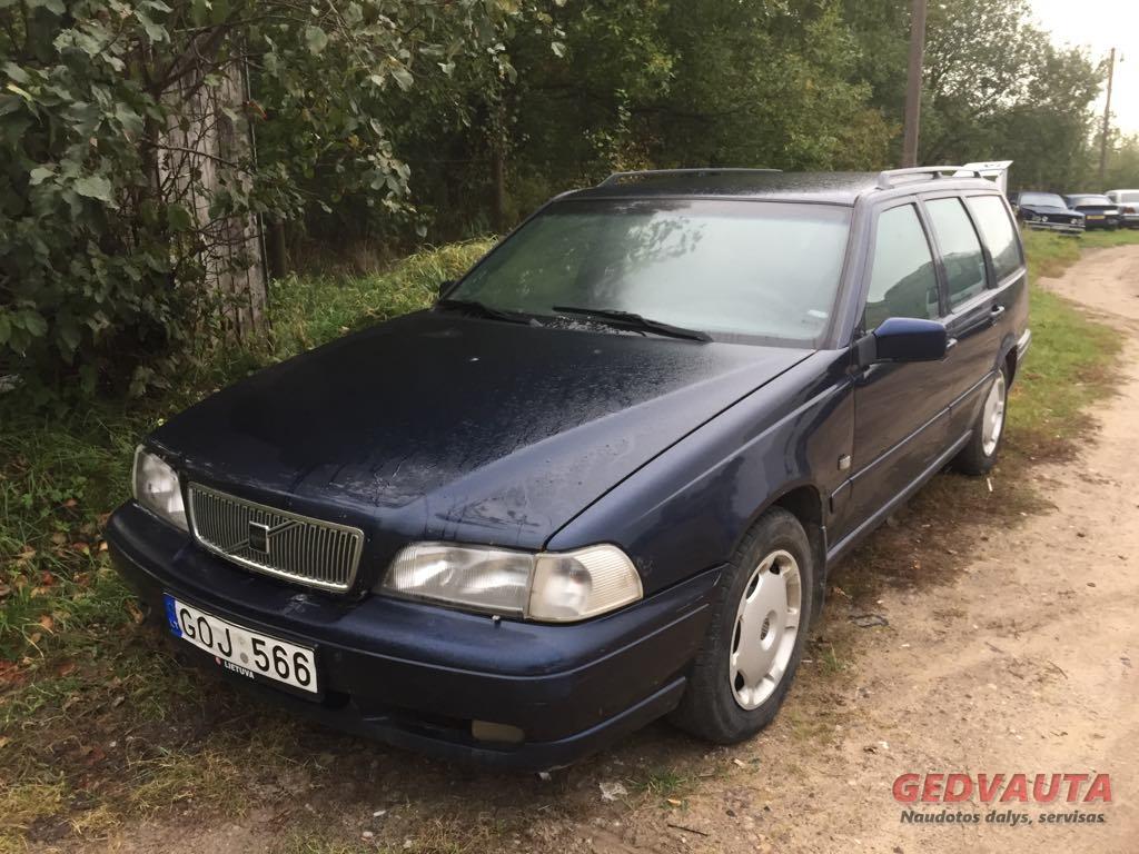 Volvo/V70/2.5TDI/103kw/1999/