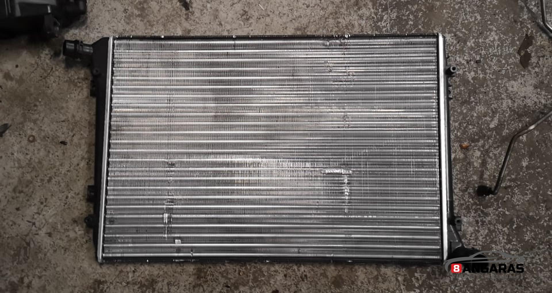 Aušinimo skysčio radiatorius