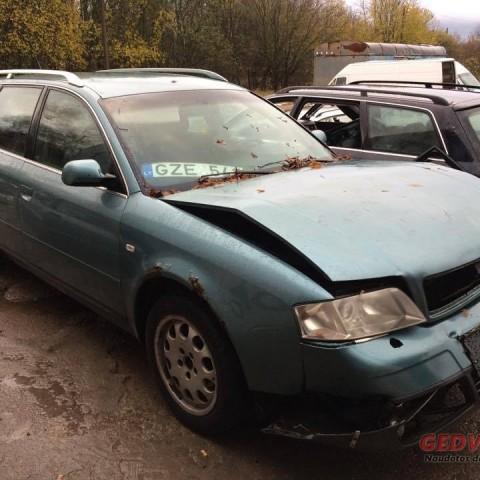 Audi A6/1998/1.9 TDI/81KW/