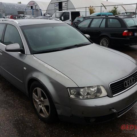 Audi/A4/2002/2.5TDI/120Kw/