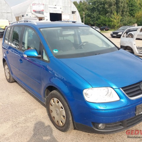 Volkswagen/Touran/2005/2.0/TDI/BKD