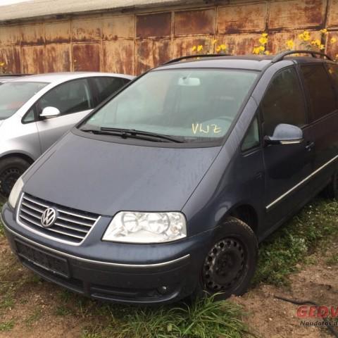 Volkswagen/Sharan/1.9/96kw/2005/
