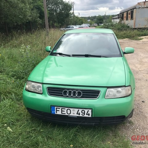 Audi a3 1997-02 1.6 74kw