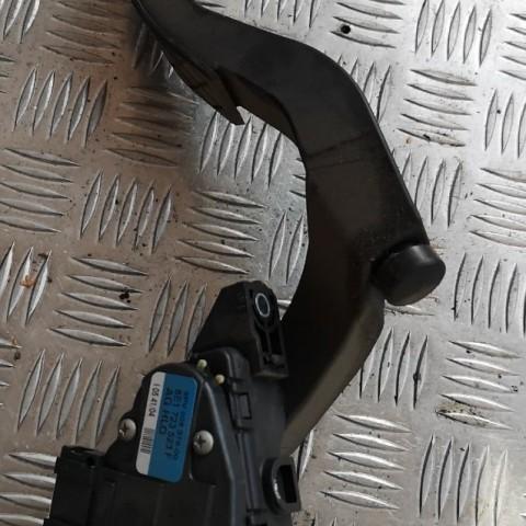 Akceleratoriaus pedalas