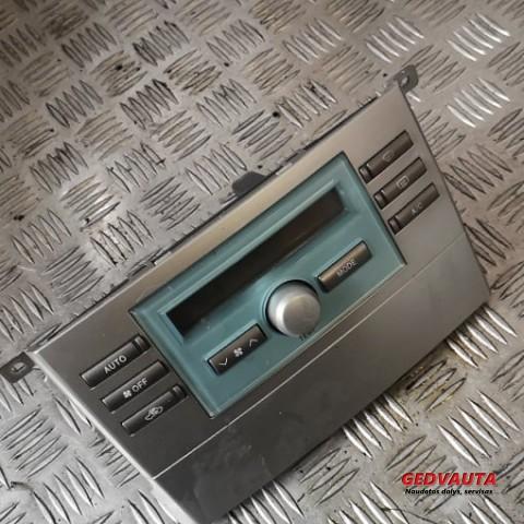 Oro kondicionieriaus/ klimato/ pečiuko valdymo blokas (salone)