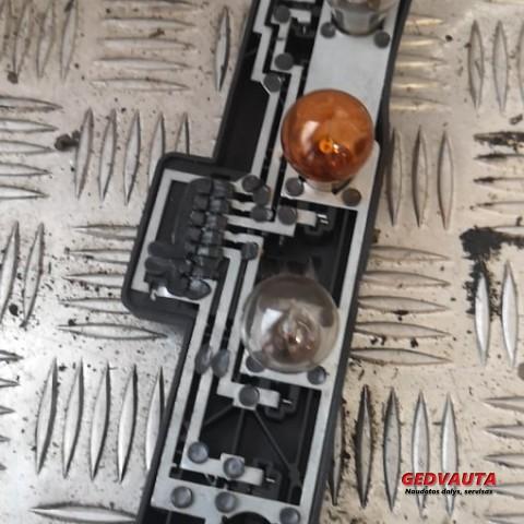 Galinio žibinto detalė