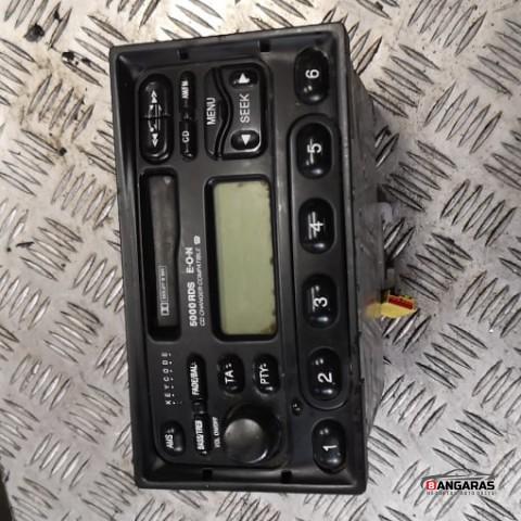 Radija/ CD/DVD grotuvas/ navigacija